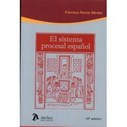 El sistema procesal español