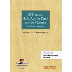 El ejercicio de la acción penal por las víctimas