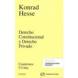 Derecho constitucional y derecho privado