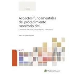 Aspectos fundamentales del procedimiento monitorio civil