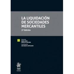 La Liquidación de Sociedades Mercantiles 3ª Edición 2016