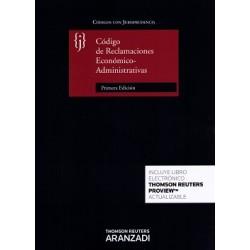 Código de reclamaciones económico administrativas con jurisprudencia