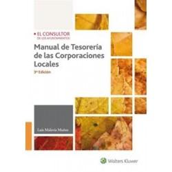 Manual de tesorería de las corporaciones locales