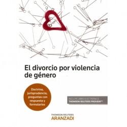 El divorcio por violencia de género