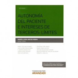 Autonomía del paciente e intereses de terceros: límites
