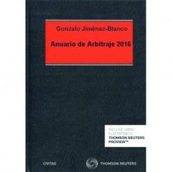 Anuario de Arbitraje 2016
