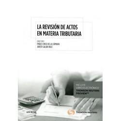 La revisión de actos en materia tributaria