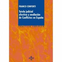 Tutela judicial efectiva y mediación de Conflictos en España