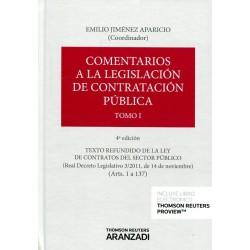 Comentarios a la legislación de Contratación Pública. Tomo I, II y III