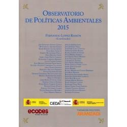 Observatorio de Políticas Ambientales 2015