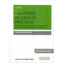 Cuestiones procesales prácticas