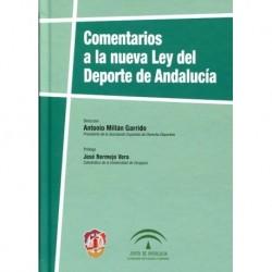 Comentarios a la nueva Ley del Deporte en Andalucía
