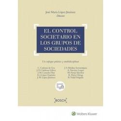 El control societario en los grupos de sociedades