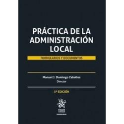 Práctica de la administración local