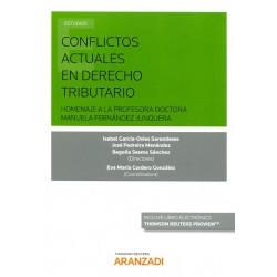 Conflictos actuales en derecho tributario