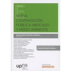 Nueva contratación pública: mercado y medio ambiente
