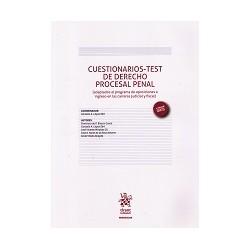 Cuestionarios-Test de derecho procesal penal