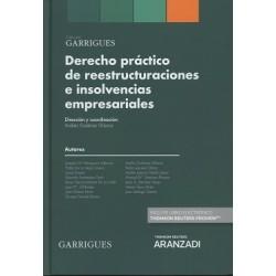 Derecho práctico de reestructuraciones e insolvencias empresariales