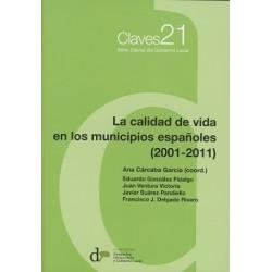 La calidad de vida en los municipios españoles (2001-2011)