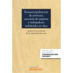 Remunicipalización de servicios, sucesión de empresa y trabajadores indefinidos no fijos