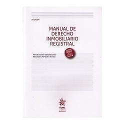 Manual de Derecho Inmobiliario Registral