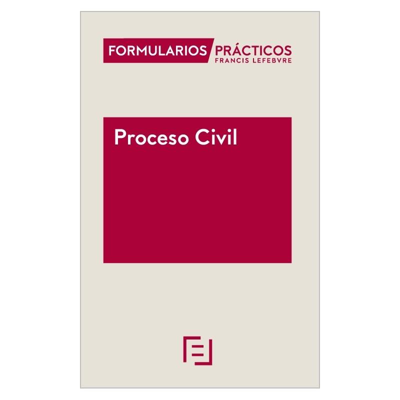 Formularios Prácticos Proceso Civil. Soporte Internet