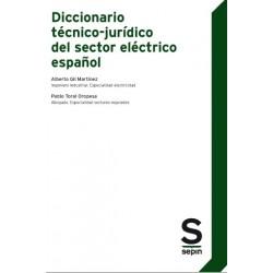 Diccionario técnico-jurídico del sector eléctrico español
