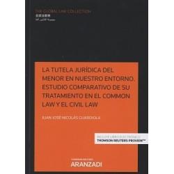 La tutela jurídica del menor en nuestro entorno. Estudio comparativo de su tratamiento en el common law y el civil law