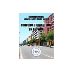 Derecho urbanístico en España