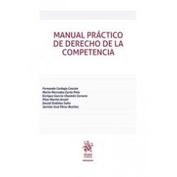 Manual práctico de derecho de la competencia
