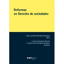 Reformas en Derecho de sociedades