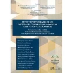 Retos y oportunidades de las sociedades cooperativas andaluzas ante su nuevo marco legal