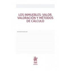 Los inmuebles: valor, valoración y métodos de cálculo