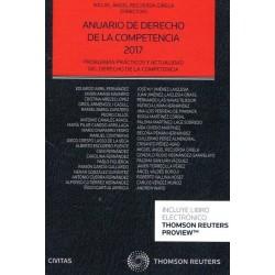 Anuario de Derecho de la Competencia 2017