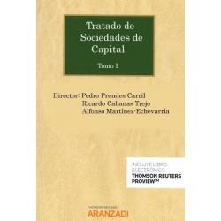 Tratado de Sociedades de Capital (2 Tomos)