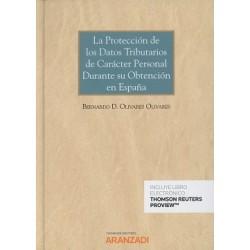 La protección de los datos tributarios de carácter personal durante su obtención en España