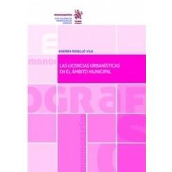 Las Licencias Urbanísticas en el Ámbito Municipal