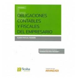 Obligaciones contables y fiscales del empresario