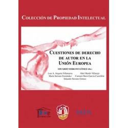 Cuestiones de derecho de autor en la unión europea