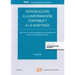Introducción a la información contable y a la auditoría