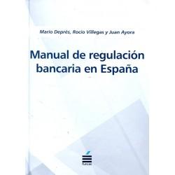 Manual de regulación bancaria en España