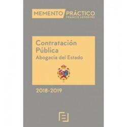 Memento Contratación Pública. Abogacía del Estado 2018-2019