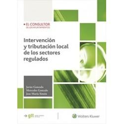 Intervención y tributación local de los sectores regulados