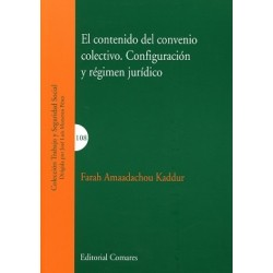 El contenido del convenio colectivo. Configuración y régimen jurídico
