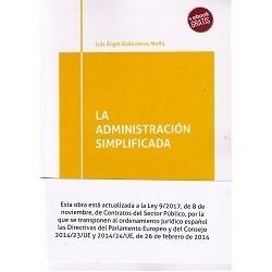 La administración simplificada