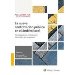 La nueva contratación pública en el ámbito local