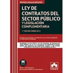 Ley de Contratos del Sector Público y legislación complementaria