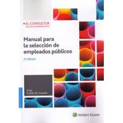 Manual para la selección de empleados públicos