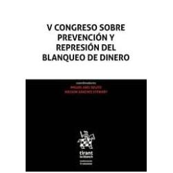 V Congreso sobre prevención y represión del blanqueo de dinero