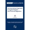 Manual An International Approach to Capital Markets and Financial